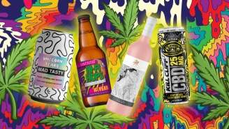 From CBD Seltzer To THC Wine — Our Favorite Cannabis-Infused Drinks Right Now