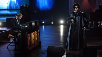Brittany Howard And Chris Martin Delivered 'You'll Never Walk Alone' At The 2021 Grammys