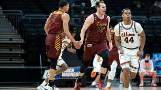 Loyola Chicago Dominated Illinois Wire-To-Wire To Send Home The First 1-Seed Of 2021