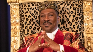 Weekend Preview: Eddie Murphy, Frank Grillo, And SpongeBob SquarePants Are Your Leading Men On Streaming