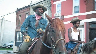 Weekend Preview: Idris Elba Is A 'Concrete Cowboy,' And Cristin Milioti Is 'Made For Love'