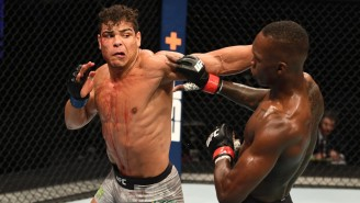 Paulo Costa Blamed His Loss To Israel Adesanya On Drinking A Bottle Of Wine The Night Before