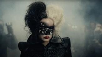 Emma Stone Goes To War Against Emma Thompson In The New Sneak Peek At 'Cruella'