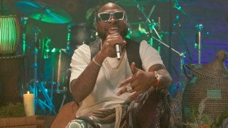 Davido Delivers A Vibrant Medley Of 'Assurance' And 'Jowo' On 'Jimmy Kimmel Live!'