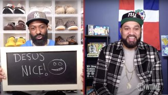 Desus And Mero Took Over A Fifth Grade Class To Teach The Kids About The Revolutionary War And Megan Thee Stallion