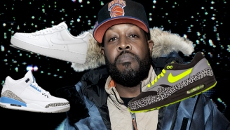 DJ Clark Kent Breaks Down His Picks For The Best Sneaker Silhouettes Of All Time