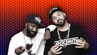 Desus And Mero Tell Us About The Knicks Giving New York Life And Take Aim At The 'Little Brother' Nets