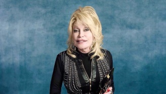 Dolly Parton Gets 'A Dose Of Her Own Medicine' With The Coronavirus Vaccine She Helped Fund
