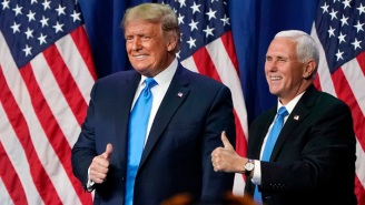 Donald Trump Is Reportedly Going To Kick Mike Pence To The Curb And Run For President In 2024 Without Him