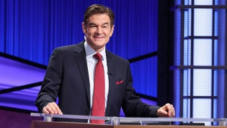 Over 600 Former 'Jeopardy!' Contestants Have Signed A Letter To Protest Dr. Oz As Guest Host