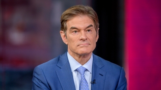 'Jeopardy!' Viewers Are Reacting To 'Grifter' Dr. Oz Guest Hosting The Show As An Insult To Alex Trebek