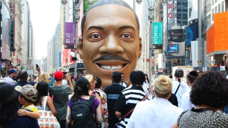 Remembering The Time A Giant Eddie Murphy Head Went On Tour Across The Country And Captivated America