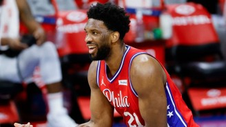 Daryl Morey Calls Joel Embiid 'The Most Unstoppable Thing I've Ever Seen'