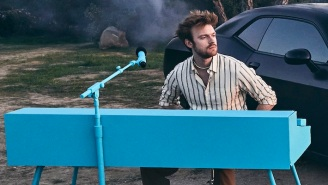 Finneas Turns Britney Spears' 'Oops!… I Did It Again' Into A Piano Ballad With His Cover