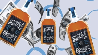 If You Like Bourbon And Have The Perfect Fist, It Might Be Worth $100,000