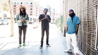Flatbush Zombies Release A Cool Set Of Action Figures Commemorating Their Debut Album