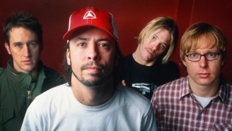 A Foo Fighters Mix-Up Led To 'The Wrong Nick' Producing One Of The Band's Biggest Albums