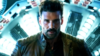 Frank Grillo Talks Boxing, 'Boss Level' And The Importance Of Short, Fun Action Movies