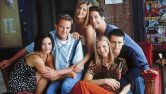 'Friends' Fans Spent A Staggering Number Of Minutes Watching The Show On TV Last Year