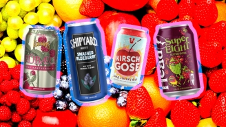 Fruit-Forward Beers To Make You Feel Like Spring Has Sprung