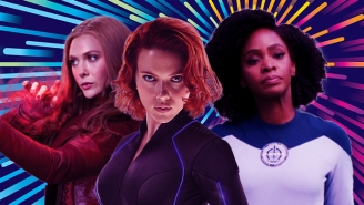 The Future Of The MCU Is Female