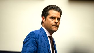 Trump Is Reportedly Being Advised To Steer Very, Very Clear Of The Matt Gaetz Scandal