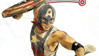 Marvel Comics Will Introduce The First Gay Captain America During Pride Month