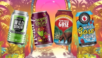 Bartenders Shout Out Their Favorite Gose Beers For Spring