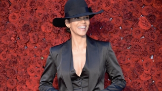 Halle Berry Fired Back When A Troll Tried To Shame Her For Taking A Revealing Photo In Her 50s
