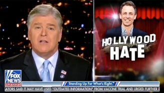 Last Night Was A Big Night For TV As Sean Hannity Called Seth Meyers An 'A**hole, And Seth Meyers Called Ted Cruz An 'A**hole'