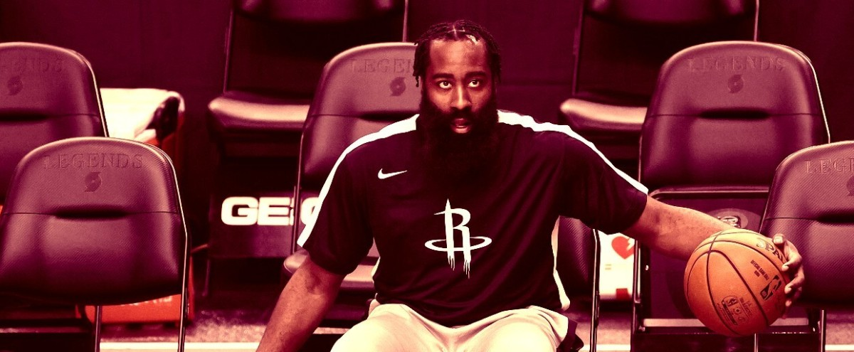 The Failure Of The James Harden Trade Will Set The Rockets Back For Years