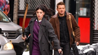 Disney+ Is Developing A Spinoff Of The 'Hawkeye' Show That Hasn't Even Premiered Yet