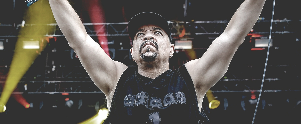 Ice-T Tells Us About His Twitter Pet Peeve, The 'Law & Order' Crossover Event, Body Count, And… Laundry?