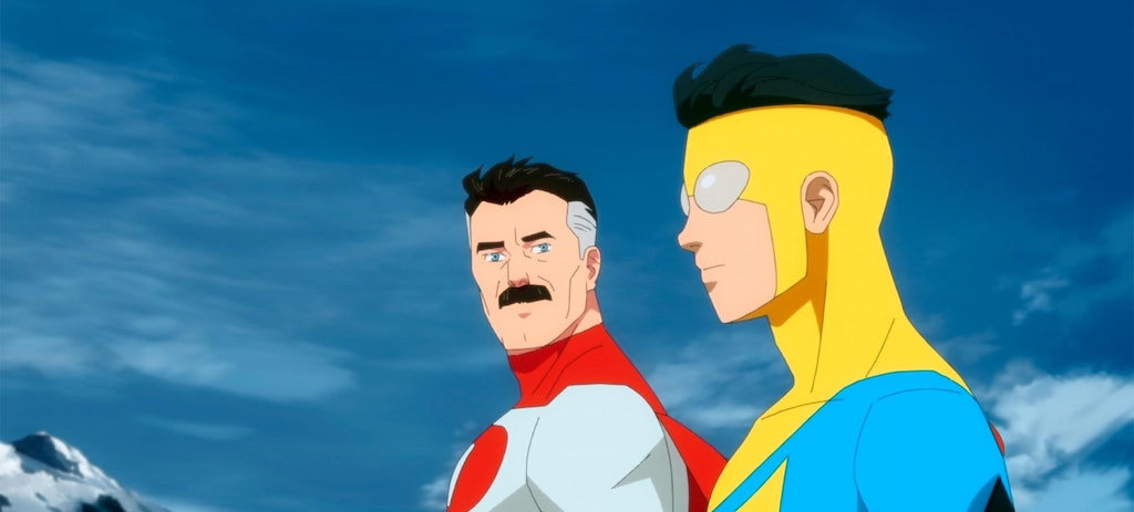 'Invincible' Is Probably Going To Get Even More 'Walking Dead' Alumni To Join In Its Superhero Fun