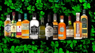 Prep For St. Paddy's With Our Irish Whiskey Blind Taste Test