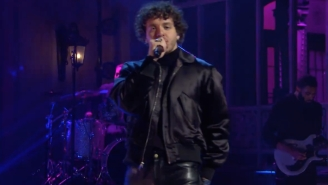 Jack Harlow Makes His 'SNL' Debut With Performances Of 'Tyler Herro,' 'What's Poppin' And 'Same Guy'