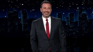 Jimmy Kimmel Has His Own Prediction For The QAnon 'Nuts' Who Believe That Trump Will Retake The White House On March 4
