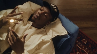 Joey Badass Questions Life As He Knows It In His Video For 'Trust Nobody (2 My Brothers)' With DJ Scheme