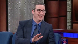 A Resurfaced John Oliver Prediction About Meghan Markle And The British Royal Family Seems Stunningly Accurate