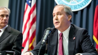Texas Attorney General Ken Paxton Got Trounced By A Cop During A Twitter Beef