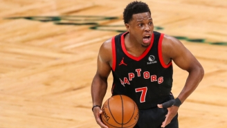 The Raptors Will Not Trade Kyle Lowry After Weeks Of Rumors