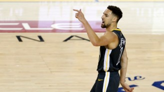 Klay Thompson 'Won't Settle For Anything Less' Than Being An All-NBA Player Again