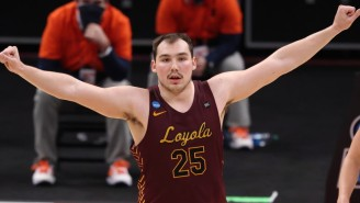 Loyola Chicago's Cameron Krutwig Is The NCAA Men's Tournament's Nikola Jokic