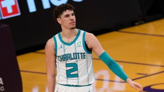 LaMelo Ball May Miss The Rest Of The Year With A Fractured Right Wrist