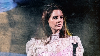 Lana Del Rey Goes Full LDR On 'Chemtrails Over The Country Club'