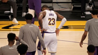 The Lakers Are Preparing For A 'Slow Recovery' For LeBron's Ankle Injury