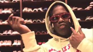 Lil Yachty Shares All In His 'No More Beatboxing Freestyle' Video