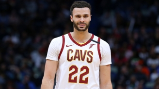 Report: Larry Nance Jr. Is Drawing Tons Of Trade Interest But The Cavs Won't Make Him Available