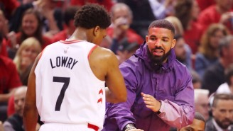 Kyle Lowry's 'Weird' Night Featured A Big Win, FaceTime With Drake, And Love For Toronto
