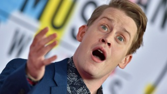 Here's The First Look At A Super Intense Macaulay Culkin In 'American Horror Story'